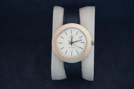 Vintage Mechanical German Watch Ruhla GDR Gold Case Communist Era ++ Con... - $15.34