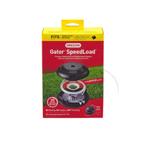 OREGON Gator SpeedLoad Trimmer Head and Line Replacement System - 24-250-W - $19.79