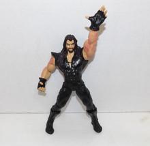 """The Undertaker"" 1997 Jakk's Ripped & Ruthless Action Figure WWE WWF WCW... - $9.49"