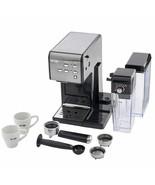 NEW Mr. Coffee One-Touch CoffeeHouse Espresso and Cappuccino Machine, Da... - $279.99