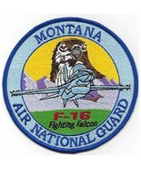 USAF 186th Fighter Squadron Montana Air National Guard Patch  - $9.89