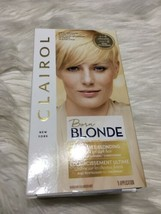 Clairol Nice 'n Easy Born Blonde Hair Color Kit Rare BB16 - $32.71