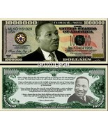 2 PC MARTIN LUTHER KING DOLLAR BILLS  play money NEW - $1.00