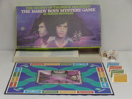 ORIGINAL Vintage 1978 Parker Brothers Hardy Boys Mystery Board Game - $46.39