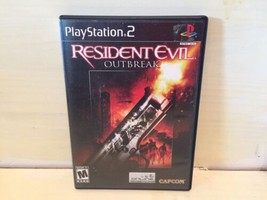 Resident Evil: Outbreak (Sony PlayStation 2, 2004) - PS2 - $12.59