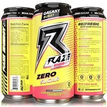 Repp Sports Raze Energy Rapid Hydration Zero Sugar 6-16oz Cans (Galaxy B... - $14.84