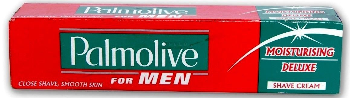 Palmolive Shaving Cream  70 GM Refreshing Lime / Moisturizing Deluxe