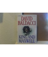 King and Maxwell Ser.: King and Maxwell by David Baldacci (2013, Hardcover) - $17.67