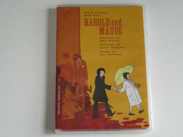 Harold and Maude Criterion Collection DVD Brand New & Sealed OOP WS Not Blu-ray image 2