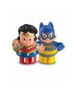 Little People DC Super Friends~Wonder Woman & Batgirl Figure Pack - $22.71