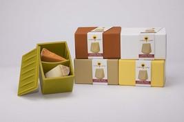 Cheese Vault Artisanal Cheese Storage Container Food Storage Box Capabun... - $36.58+