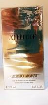 Giorgio Armani Attitude Armani Attitude 2.5oz / 75ml Men's Eau de Toilet... - $237.59