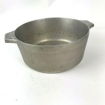 Vtg Magnalite Heavy Cast Aluminum 5 Quart Pan Dutch Oven Roasting no lid... - $17.81