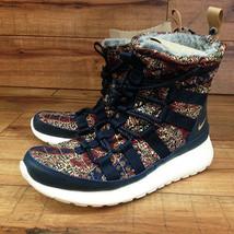 Nike pour Femmes Rosherun Hi Sneakers Lib Qs Chaussures Pointure 5.5 - $91.21