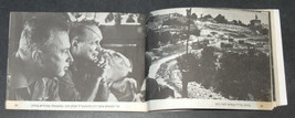 1967 6 Days War Souvenir Booklet Photo Album Hebrew Israel Vintage Elite image 4