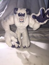 IMAGINEXT FIGURE Yet Abdominal monster white roars Snow - $31.68