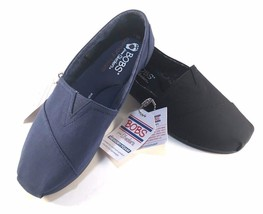 Bobs from Skechers 33645 Memory Foam Casual Flats Choose Sz/Color - $44.00