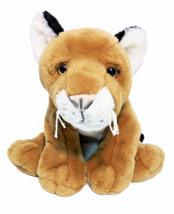 RARE Wild Republic HTF Cuddlekins Baby Lion Cub Plush Stuffed Animal K&M Toy Cat - $49.00