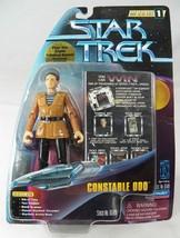 Star Trek Warp Factor 1 Constable Odo Action Figure 65109 NRFP 1997 a - $6.42
