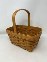 Vintage Longaberger 1990 Basket - $19.79