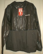 Columbia Mens Outdry Extreme Explorer Hooded Hybrid Jacket Waterproof Sz L, Nwt - $97.96