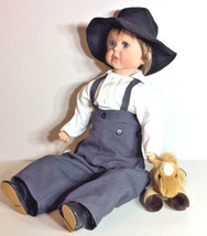 Levi Lloyd Middleton Royal Vienna Doll Collection Signed #96/400 - $174.60