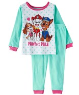 DISNEY Toddler Girls' Pajama Set 2-Piece Flannel Long-Sleeve Size 3T- Pa... - $19.99