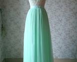 Mint green wedding tulle skirt new 23 2 thumb155 crop