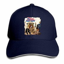 Gram Parsons The Flying Burrito Brothers Wild Horses Baseball Cap Hat Navy - $29.99