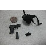 Resident Evil Ada Wong Pistol Gun + Holster VGM16 1/6th Scale - Hot Toys... - $34.83