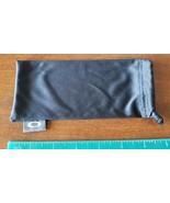 New genuine OAKLEY Soft Sunglass case black small - $7.91