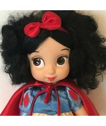 """Disney Snow White My First Princess 17"""" Vinyl Doll with Dress and Cape - $11.99"""