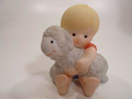Country Cousins Figurines Enesco Vintage Porcelain sheep - $5.95