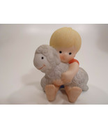 Country Cousins Figurines Enesco Vintage Porcelain sheep - $5.95