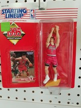 1995 ROOKIE STARTING LINEUP - SLU - NBA - TONI KUKOC - CHICAGO BULLS - $12.00