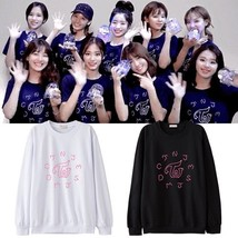 KPOP TWICE Sweater TWISTAR Concert Sweatershirt Tzuyu Hoodie Lim Na Yeon - $9.50+