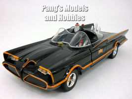 Batman 1960s (1966 - 1968) TV Series/Movie Batmobile 1/24 Scale Model by Jada - $36.62