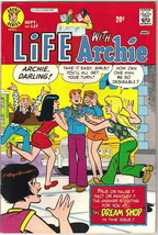 Life With Archie Comic Book #137, Archie 1973 VERY FINE - $9.74