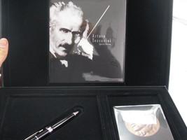 MontBlanc Writer's Special Edition Arturo Toscanini Ballpoint Pen #101175 - $1,138.50
