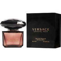 Versace Crystal Noir By Gianni Versace Edt Spray 3 Oz - $127.00