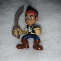 "Disney Jake and the Neverland Pirates ""Jake"" Imaginext Action Figure 3"" EUC - $10.00"