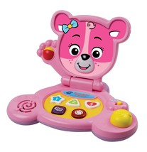 Toys Bear's Baby Laptop Pink Infant Learning Toy Electronic For Birthday... - €17,71 EUR