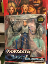 Fantastic Four Action Figure - Mr. Fantastic with Cosmic Blasters - £28.61 GBP
