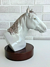 Lladro 5544 Derby Winner w/Base Glased Porcelain Figurine Perfect Condition - $178.20