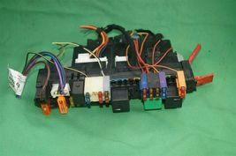 Mercedes W220 S430 S55 Rear Right Under Seat Fuse Relay Box SAM A-032-545-83 32 image 5