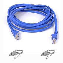 Belkin Cat. 6 UTP Patch Cable 100ft Blue networking cable 30 m - $87.56