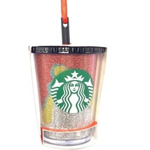 "Starbucks Ornament Flow Glitter Cup 3"" 2018 Holiday Collection - $20.38"