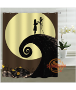 Party Happy Halloween 115 Shower Curtain Waterproof Polyester Fabric For... - $33.30+