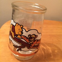 Disney & Welch's Winnie The Pooh / Tiger Glass ... - $6.98