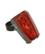 Parallel Bicycle Bike LED Laser Light Parallel Beam Rear Tail Lamp Red - $15.43